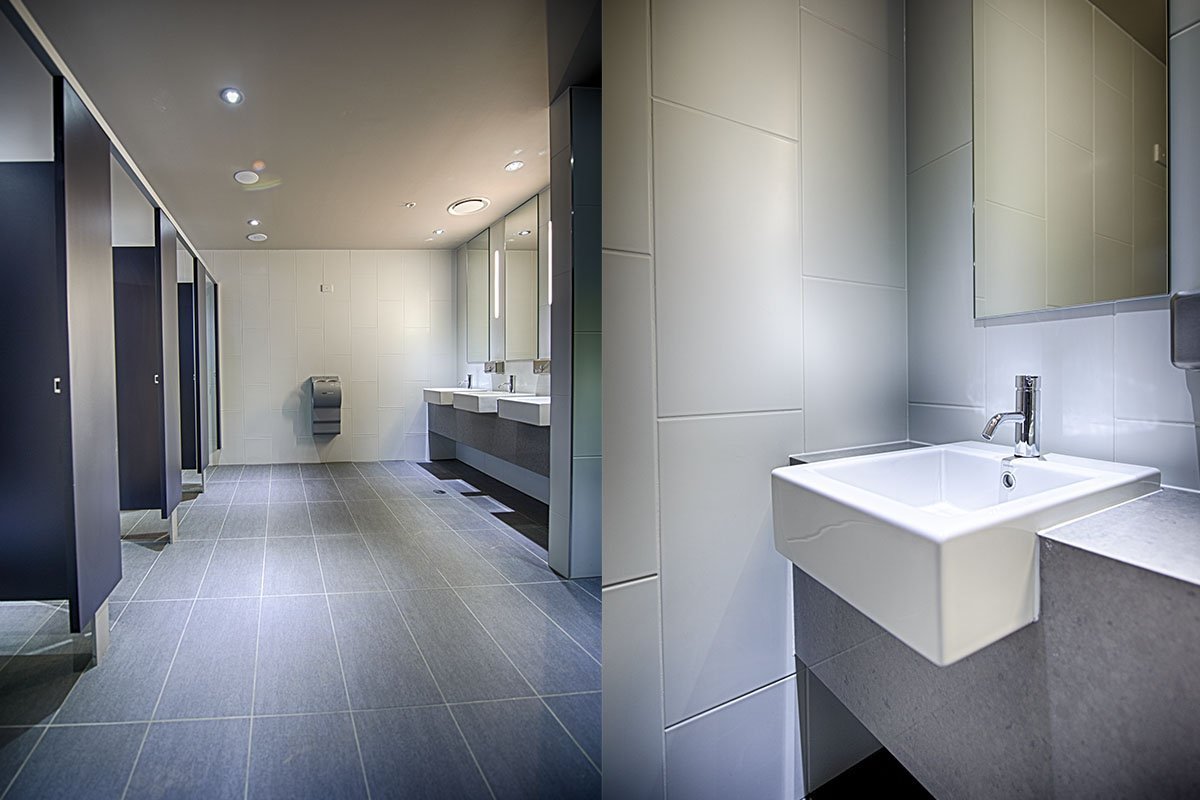 Ceramic Projects Essendon Fields Bathroom