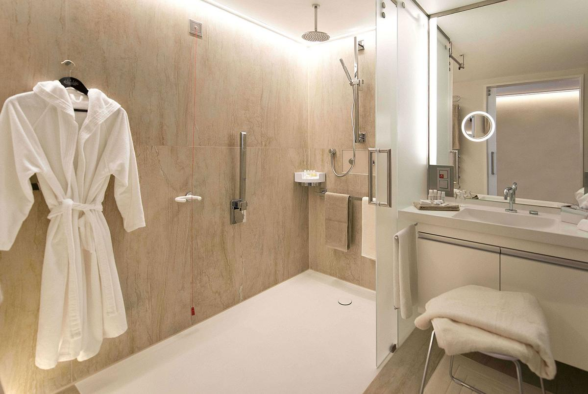 Ceramic Projects Luxury Hospital Bathroom Tiles