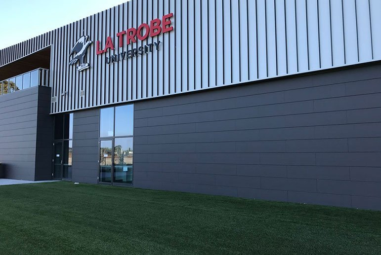 Ceramic Supplier Latrobe Sports Centre
