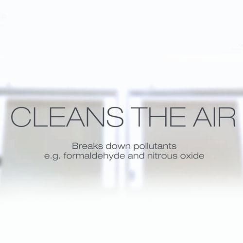 Eco Friendly Tiles Cleans The Air