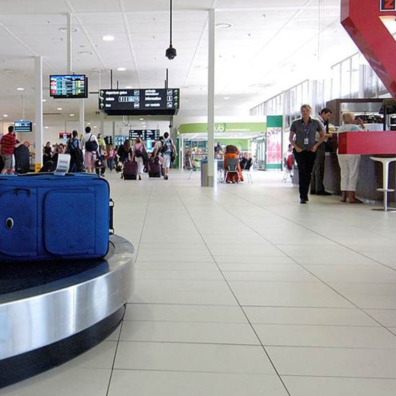 Gold Coast Baggage Handling Ceramic Projects