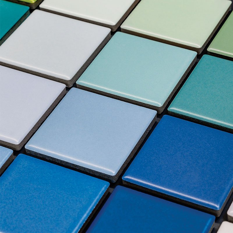 Blue Shade Tiles