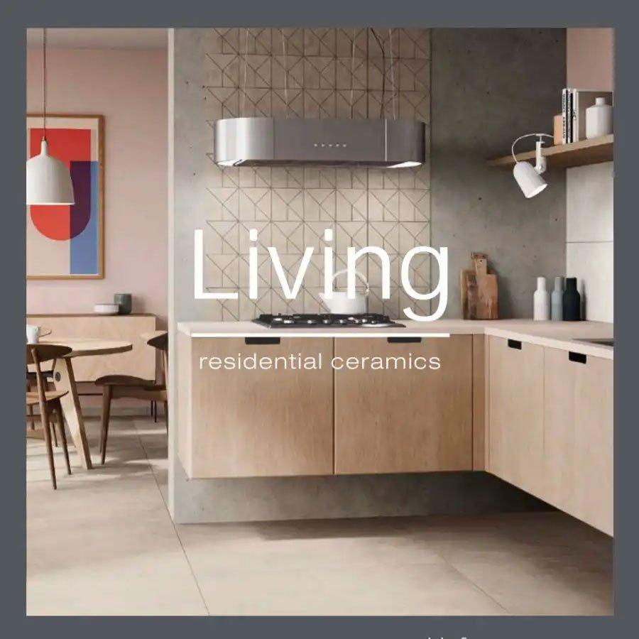 Ceramic Supplier Living Agrob Catalog